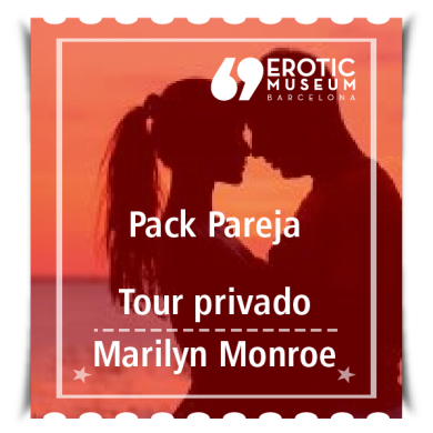 Entrance Couple Tour Marilyn Monroe