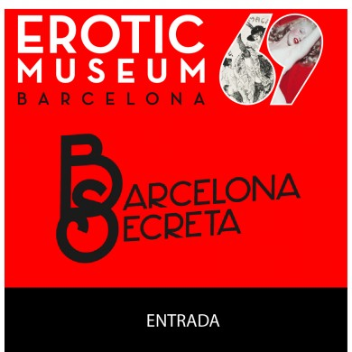 Admission Ticket Erotic Museum of Barcelona