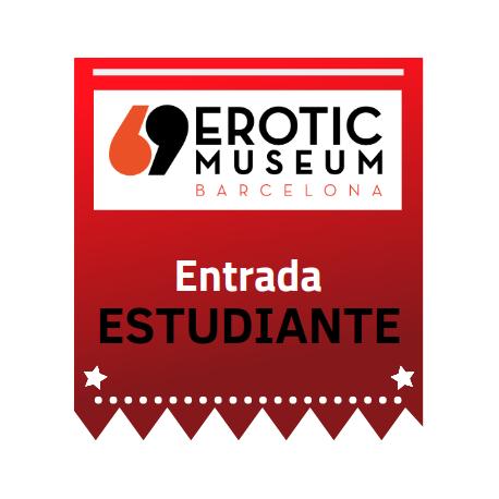 Entrada General Museo Erótico de Barcelona
